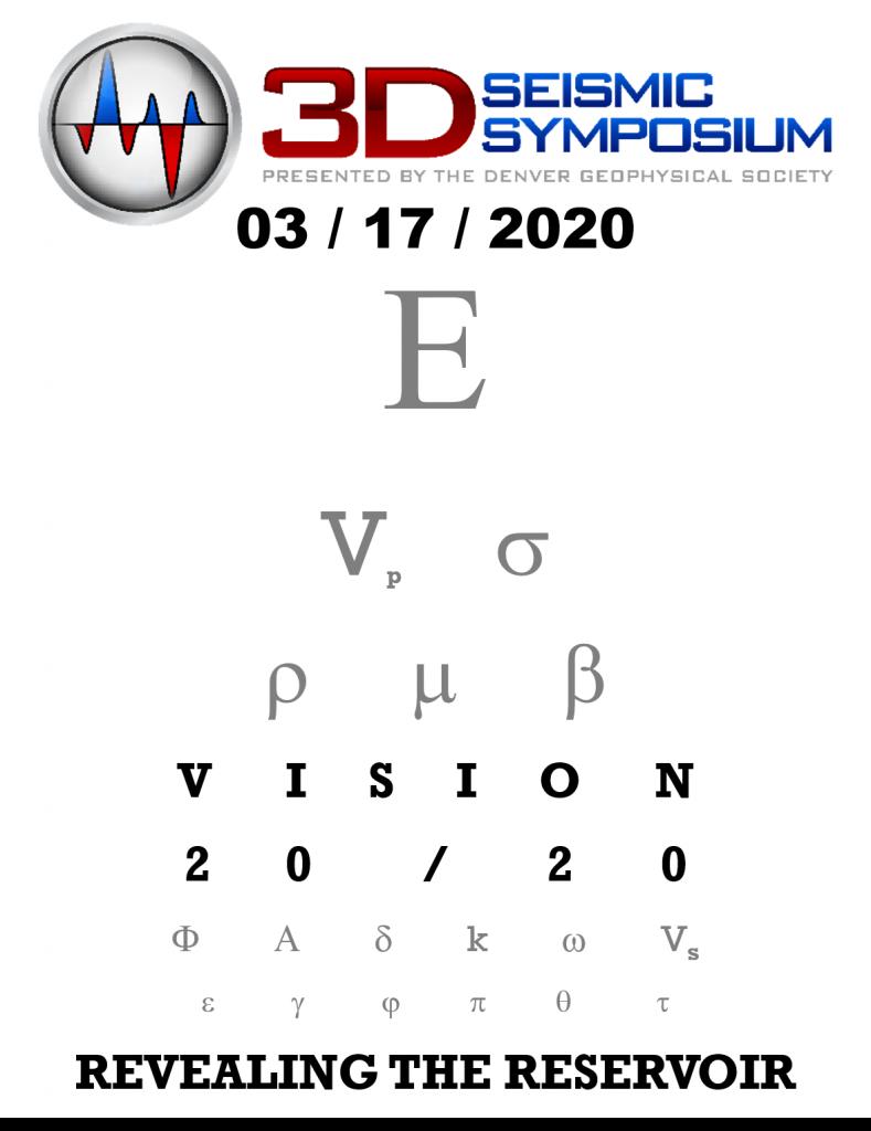 2020 3DSS Visual